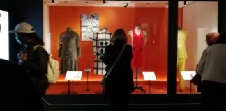 l'exposition Mary Quant au V&A museum