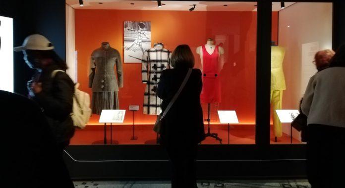 l'exposition Mary Quant au V&A museum