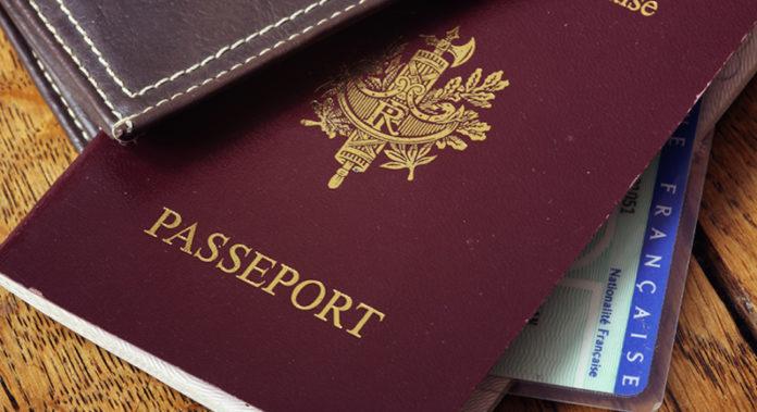 passeport carte d'identité consulat londres