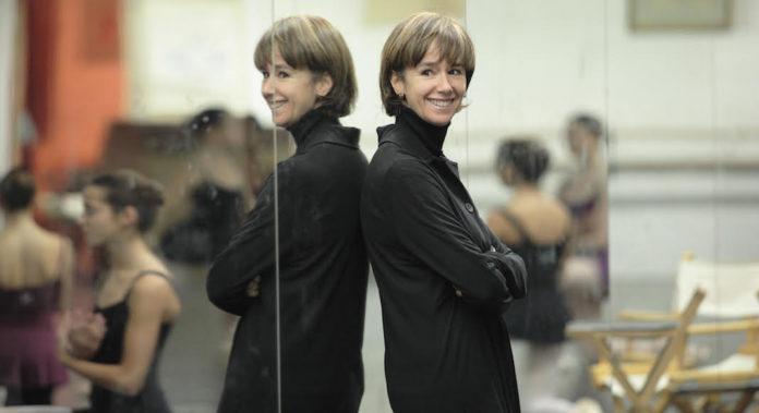 stage de danse avec Jennifer Goube a Londres