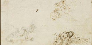 la queens gallery accueille l'une des plus grande exposition sur Léonard de Vinci