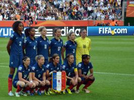 coupe du monde foot feminine match france coree du sud