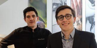 Le chef Jeremy Bouchet ouvre un pop up lyonnais a Hoxton