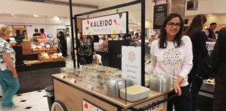 Laura Mimoun lance son pop up Kaleido a Selfridges