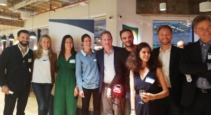Le Startup tour de French Founders demarre en Europe