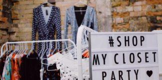 shop my closet party vide-dressing londres