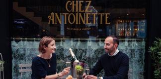 Aurelia et Jean-Baptiste Noel lancent un deuxième Chez Antoinette a Victoria