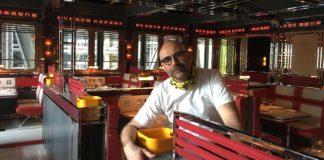 Bob Bob Cite Eric Chavot chef etoile