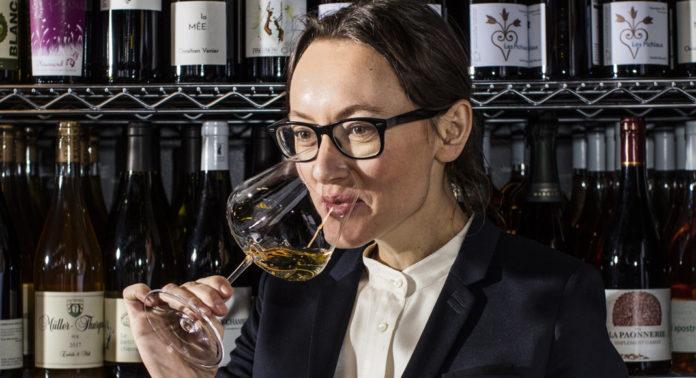 Pascaline Lepeltier In Vino Podcast