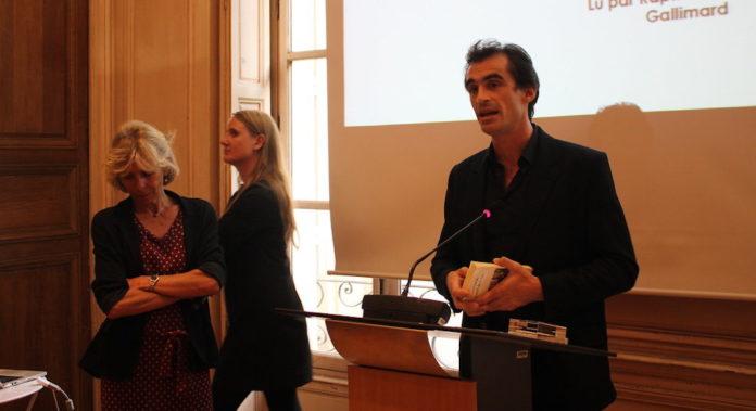 Raphael Enthoven vient presenter son livre à Londres