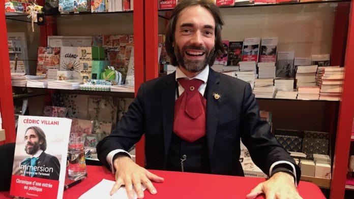 cedric villani interview libriarie la page londres