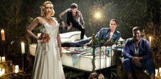 A Midsummer Night's Dream Bridge Theatre
