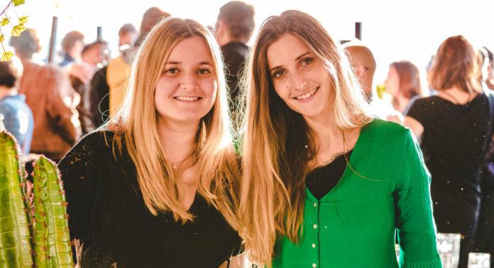 Marie Anne et Eliz You