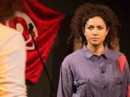 """Meena Rayann dans """"Les Mouches"""""""