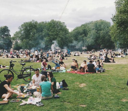 Pique-nique Londres