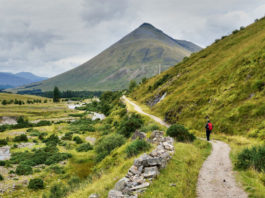 West Highland Way rando