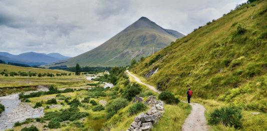 West Highland Way rando