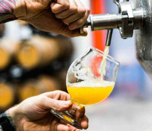 Great British Beer Festival bière