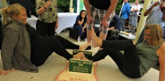 World Toe Wrestling Championships