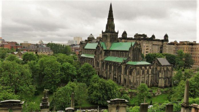 cathédrale Glasgow