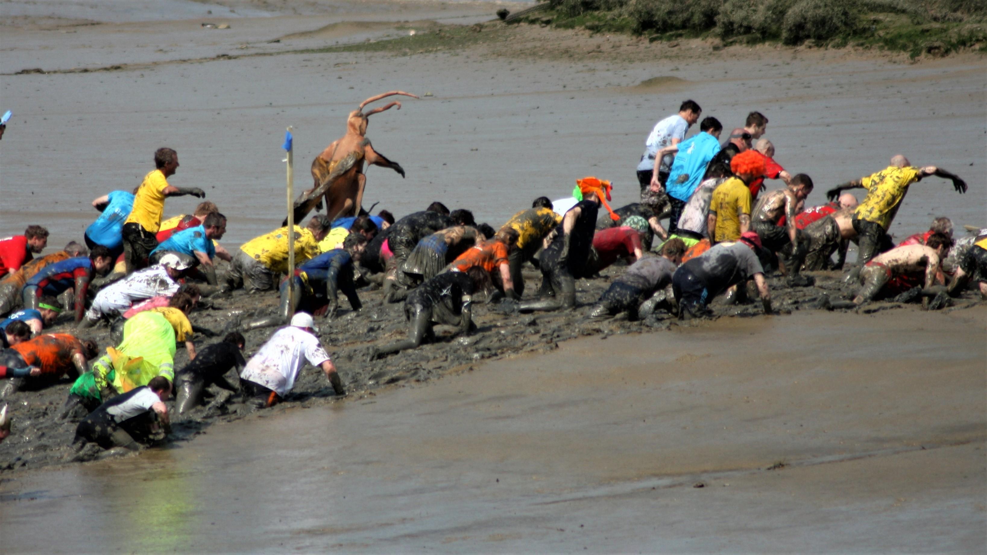 Maldon Mud Race