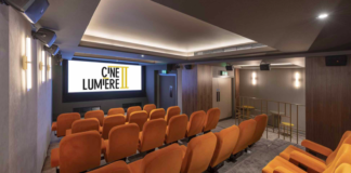 cine lumiere II nouvelle salle cinema institut francais londres