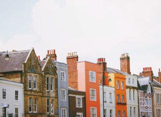 Volets maisons Angleterre
