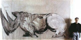 Jacques Barry et son rhinoceros