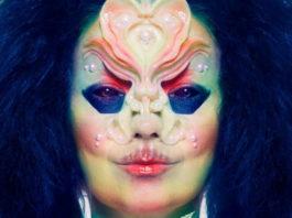 Björk O2 concert Utopia