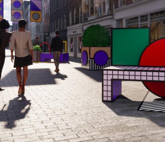 camille walala london design festival 2019