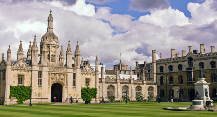 kings college open house london