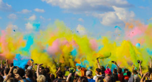 The Color Run London