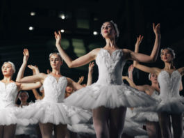 Ballet Opera de Paris documentaire institut francais