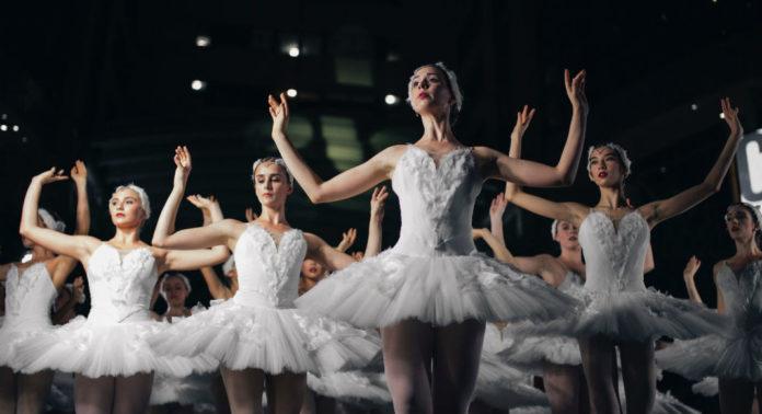 Ballet Opera de Paris documentaire institut francais