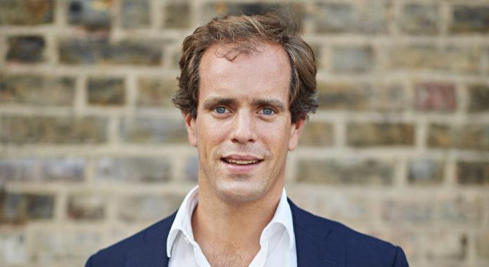 Guillaume Depoix ouverture restaurant Folie Londres