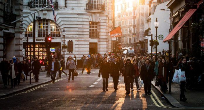 Journée sans voiture à Londres