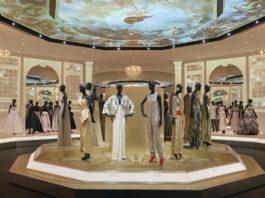 Victoria and Albert Museum Christian Dior Designer of Dreams exposition succes londres