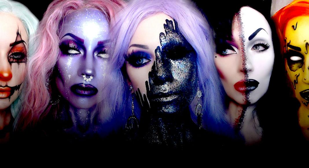 Zombie Glitterfest Halloween