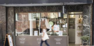 blanchisserie blanc ouverture nouvelle boutique south kensington