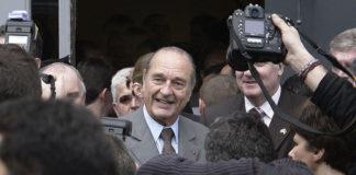 Jacques Chirac vu par la presse britannique