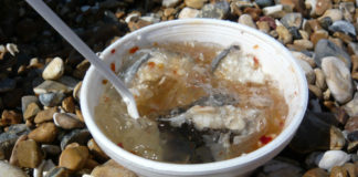 jellied eels WordRidden flickr