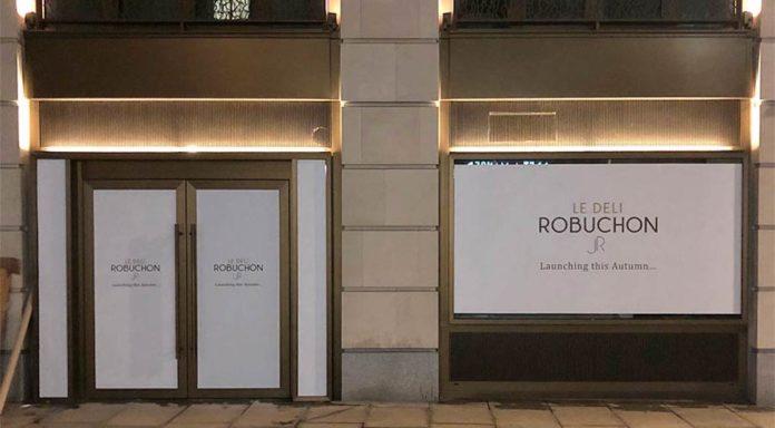 nouveaux restaurants robuchon londres