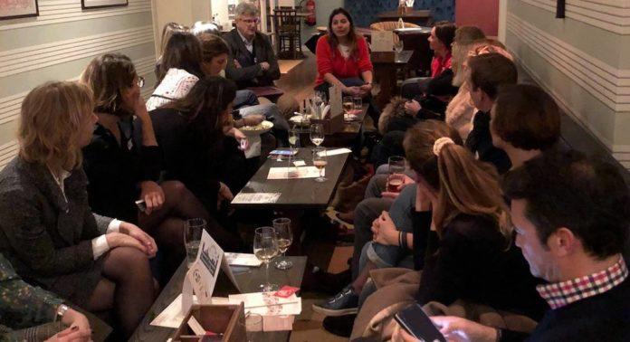 soiree rentree professionnels francophones independants londres
