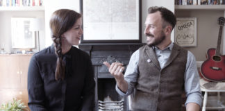 Anneke Short et Jerome Robert fondateurs The Camden Watch Company
