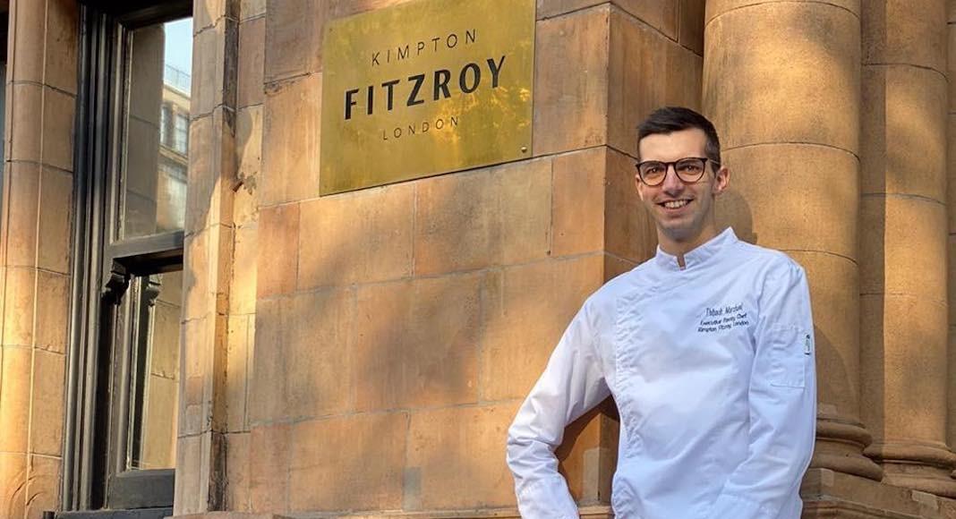 Thibault Marchand ouvre un bar a chocolat au Fitzroy Hotel