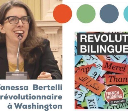 Vanessa Bertelli revolution bilingue podcast
