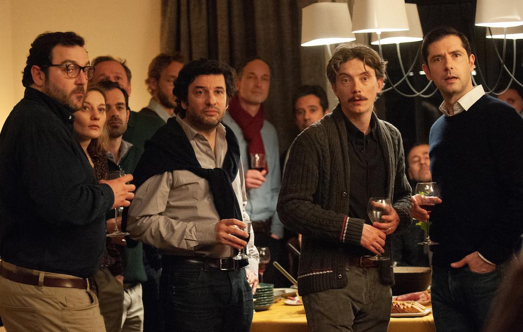 Le film Grâce à Dieu de François Ozon est diffusé à Londres dans le cadre du French film festival