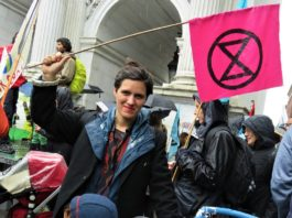 marche Extinction Rebellion