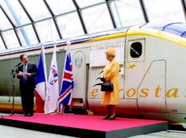 Les 20 ans de l'Eurostar