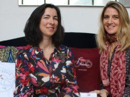 Aurore de Monclin et Anne-Laure de Vienne zéro plastique